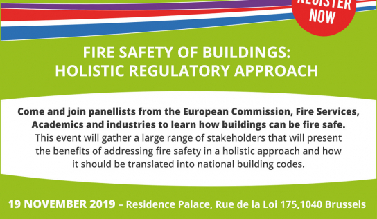 TFKable is participating in the European Fire Safety Week